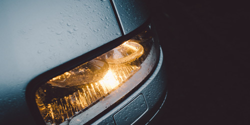 Service Wintercheck - Bild Beleuchtung